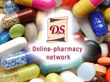 """Сеть онлайн-аптек """"D.S."""""""