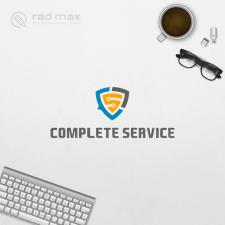 Complete service logo