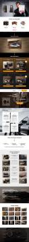 Лендинг (Landing Page) для портмоне Baellerry