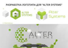 Фирменный стиль и лого для IT компании