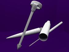 Моделирование ручки