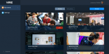 PC версия VIRE - образовательный проект