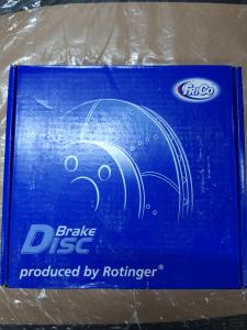 Дизайн упаковки тормозных дисков