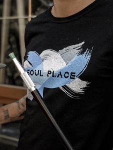 Дизайн принта для Soul Place
