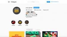 Наповнення та ведення сторінки Instagram fast food