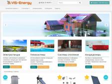 Интернет-магазин альт. энергенити VIS-Energy