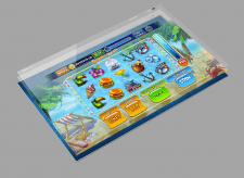 2D Game Art Icon