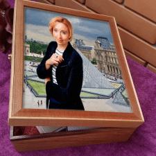 Обработка фото для подарочных коробок
