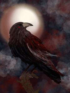 Адский ворон