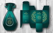 "Дизайн лого, флакона и упаковки для духов ""Пачули"""