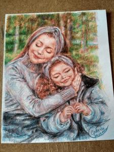 Портрет_олівець