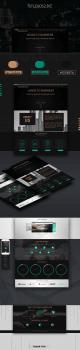 Дизайн сайта Leads2.biz