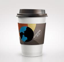 Дизайн стакана для кофе