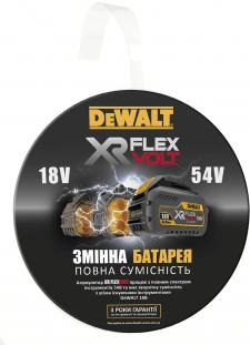 Дизайн рекламного воблера DeWALT Киев