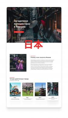Путешествие в Японию заказчик Москва