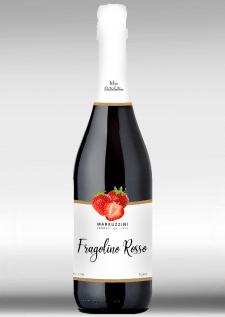 Разработка этикетки для игристого вина