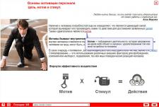 """Электронный курс """"Основы мотивации персонала"""""""