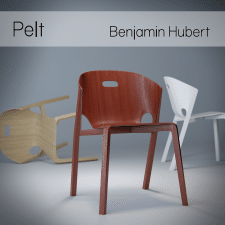 Benjamin Hubert - Pelt