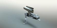 Механизм из листовой стали