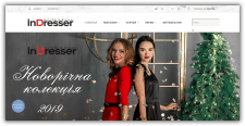 Оптимизация интернет-магазина женской одежды