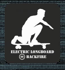 Электрический лонгборд Backfire