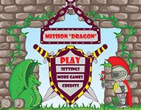 Флеш игра (программная часть и дизайн)