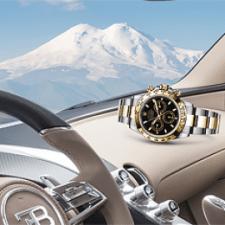 Монобрендовый магазин Rolex