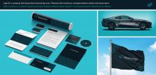 Фирменный стиль, нейминг и логотип для Frinvest