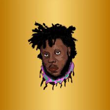 Иллюстрация -портрет