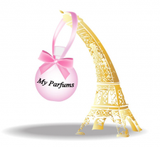 Прорисовка логотипа по эскизу