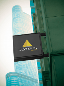 Логотип для OLYMPUS group
