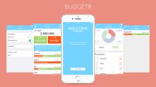 Budgetr - приложение для бюджетирования.