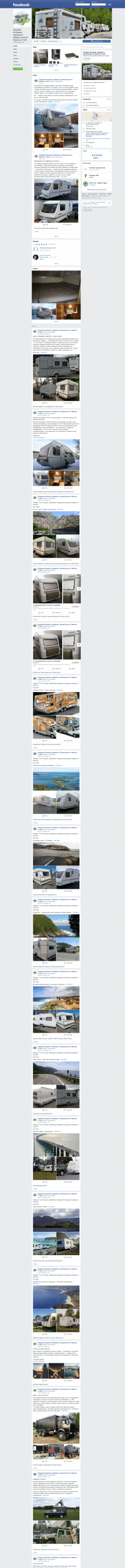 Продвижение страницы в Facebook