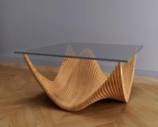 Параметрический дизайн (журнальный столик)