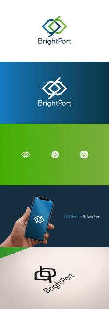 Логотип BrightPort