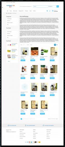 Копирайтинг на английском для онлайн аптеки