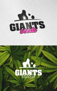 """Логотип """"Giants Seeds"""""""