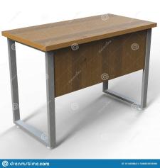 Письменный стол в стиле Loft