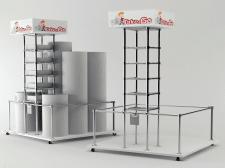 Моделирование торгового оборудования