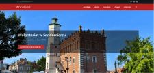 Сайт для польских волонтёров | CMS WordPress