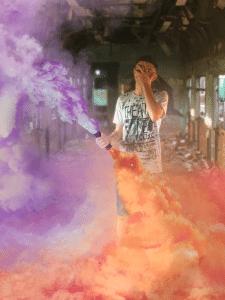 Дымовая шашка