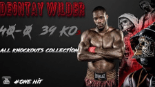 Deontay Wilder All knockouts 40-0