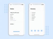 Notes | iOS