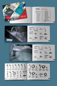 Рекламный каталог ТМ «Welle» (2014 г.)