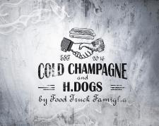 Серия логотипов Food Truck
