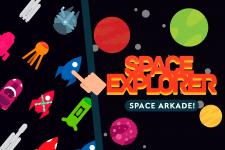 """2D Графика для мобильной игры — """"Space Explorer"""""""