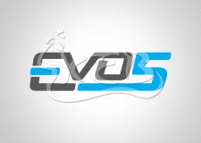 Логотип для газовой заправки EVO5