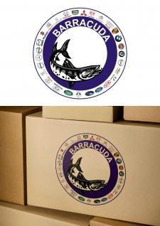 Логотип для магазина автозапчастей Barracuda