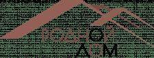 Векторный логотип сайта по строительству кровли