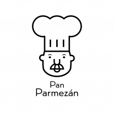 Логотип для макаронной, в Праге